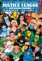 Justice League International Omnibus Vol. 1