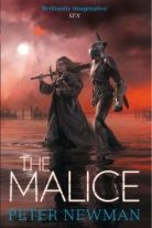 The Malice The Vagrant Trilogy 2