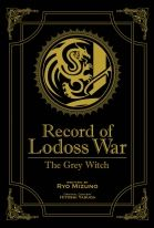 Record of Lodoss War The Grey Witch (Gold Edition)