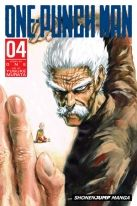 One-Punch Man Vol.4