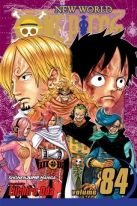 One Piece, Vol. 84 Luffy vs. Sanji