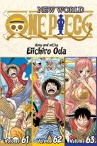 One Piece (Omnibus Edition), Vol. 21 Incl. Vols. 61, 62 and 63