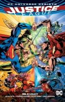 Justice League Vol. 5: Legacy (Rebirth) (Justice League Rebirth)