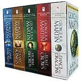 A SONG OF ICE AND FIRE: 5-Copy Boxed Set