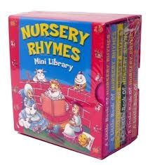 Nursery Rhymes Mini Library