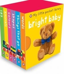 Bright Baby (My Little Pocket Library)