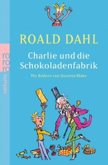 Bildergebnis für rowohlt taschenbuch dahl, r: charlie und die schokoladenfabrik