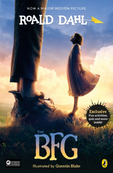 The BFG film tie-in