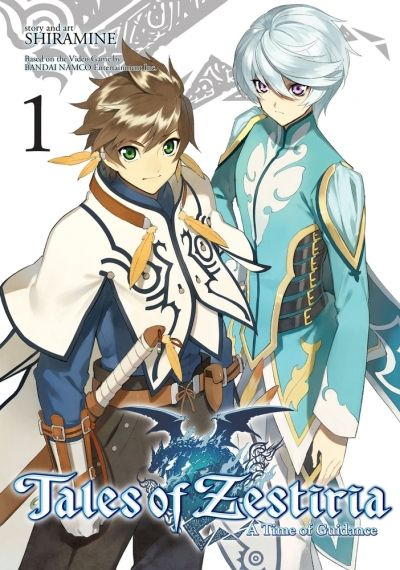 Tales of Zestiria Vol. 1