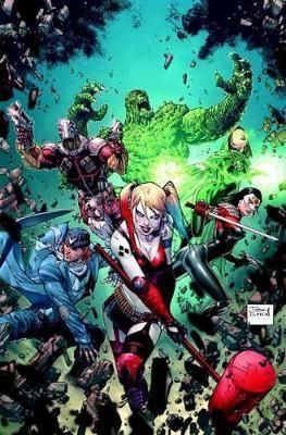 Suicide Squad Vol. 4 Earthlings on Fire (Rebirth)