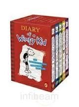 DIARY OF A WIMPY KID SLIPCASE