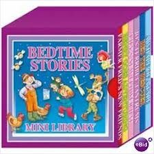 Bedtime Stories Mini Library
