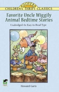 Favorite Uncle Wiggily Animal Bedtime Stories: Unabridged in Easy-to-Read Type
