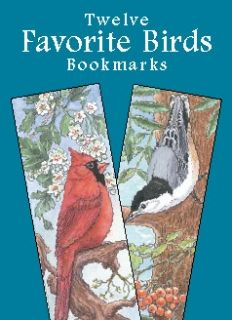 Favorite Birds Bookmarks