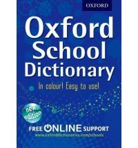 Oxford School Dictionary in colour