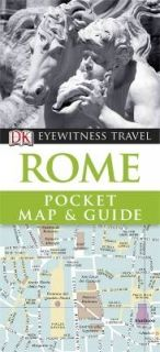 Pocket Map & Guide Rome