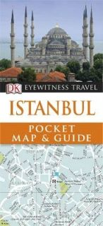 Pocket Map & Guide Istanbul