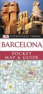 Pocket Map & Guide Barcelona 2014