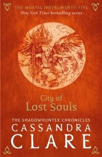The Mortal Instruments 5: City of Lost Souls (adult)