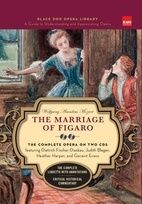 Marriage of Figaro (Book And CDs): The Complete Opera on Two CDs