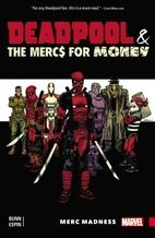 Deadpool & The Mercs for Money: Merc Madness