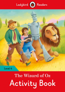 Ladybird Readers The Wizard of Oz Activity Book Level 4