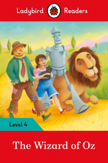 Ladybird Readers The Wizard of Oz Level 4