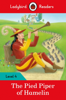 Ladybird Readers The Pied Piper Level 4