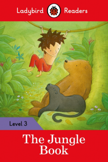 Ladybird Readers The Jungle Book Level 3