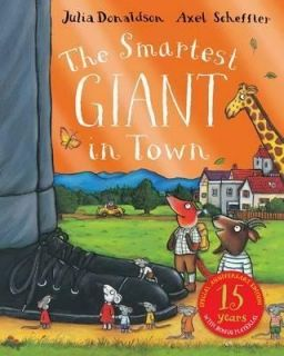 The Smartest Giant in Town 15th Ann