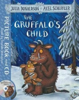 The Gruffalo's Child Book and CD Pack 173