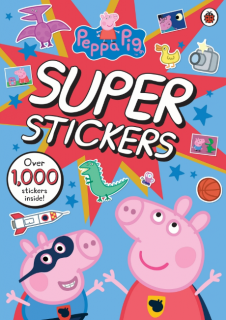 Peppa Pig Super Stickers