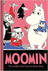 Moomin Book 5 : The Complete Tove Jansson Comic Strip