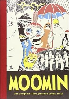 Moomin Book 1 : The Complete Tove Jansson Comic Strip