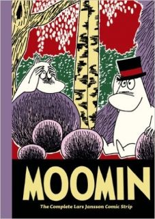 Moomin Book 9:The Complete Lars Jansson Comic Strip