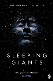 Sleeping Giants Themis Files Book 1