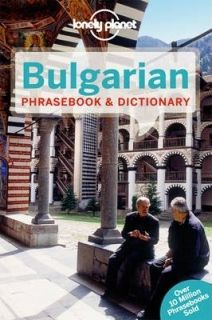 Lonely Planet Bulgarian Phrasebook and Dictionary