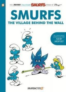 The Smurfs The Village Behind the Wall