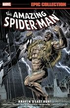 Amazing Spider-Man Epic Collection Kraven`s Last Hunt