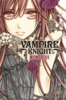 Vampire Knight Memories Vol. 1