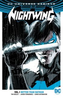 Nightwing Vol. 1 Better Than Batman (Rebirth)