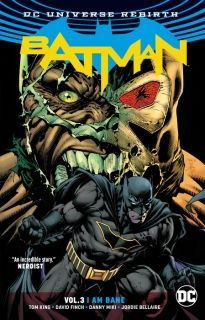 Batman Vol. 3 I Am Bane (Rebirth)