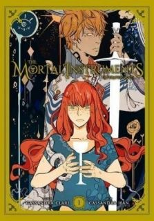 The Mortal Instruments The Graphic Novel, Vol. 1