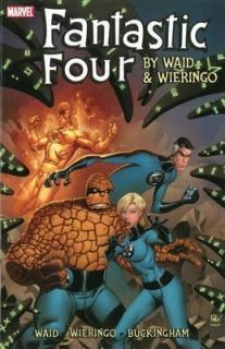 Fantastic Four by Waid and Wieringo Ultimate Collection B.1