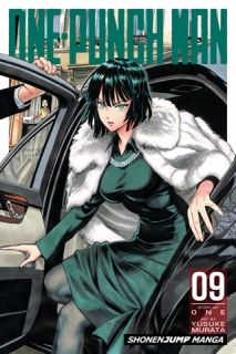 One-Punch Man Vol.9