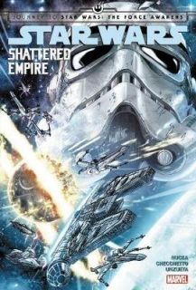 Star Wars Journey to Star Wars: The Force Awakens - Shattered Empire