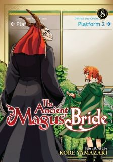 The Ancient Magus` Bride Vol. 8