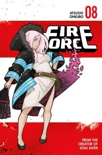 Fire Force 8