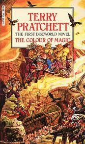THE COLOUR OF MAGIC: First Discworld Novel