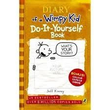 DO-IT-YOURSELF BOOK: Diary Of A Wimpy Kid